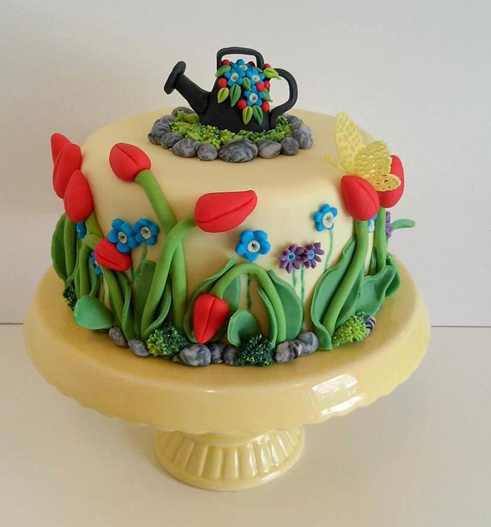Erwachsenen Geburtstagskuchen dekorieren