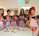 Poltern Backkurs Cakepops Cupcakes3